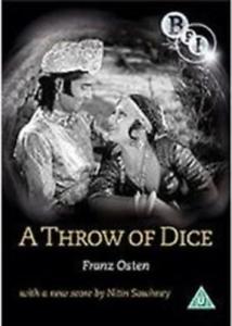 Seeta-Devi-Himansu-Rai-Throw-of-Dice-UK-IMPORT-DVD-NEW