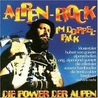 Alpen-Rock im Doppelpack (1998) Klostertaler, Bergfeuer, Ausseer Hardbr.. [2 CD]