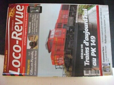 ** Loco Revue N°785 Pk 149 / Terminus Secondaire En Picardie H0 /