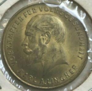 Germany Karl A Lingner Token Medal