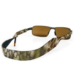 Croakies Original Kryptek Highlander XL Adjustable Secure Fit Eyewear Retainer