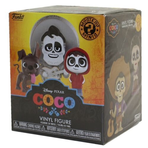 Funko Disney Pixar/'s COCO Mystery Mini Vinyl Figure Blind Box 1 Unit