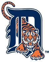 Detroit Tigers Iron On T Shirt Pillowcase Fabric Transfer 4