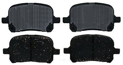Premium Ceramic Disc Brake Pad FRONT REAR NEW Set With Shims KFE707 KFE835