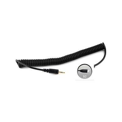 Cable de conexión remota 2.5mm S2 Para Sony A7 A7R NEX-3NL A6000 A58 HX300 RX100N Cam