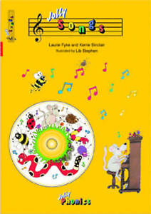Jolly Songs by Jolly Learning Ltd (Mixed Media 2005) by Laurie Fyke (Mixed media product, 2004)