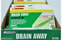 (1) Frost King Drain Away De200 8 Ft Roll Out Green Downspout Extender Extension