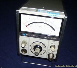 Power-Meter-HP-435A