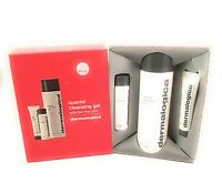 Dermalogica Special Cleansing Gel 8.4 Oz With Two Free Gifts Set Kit Retail $56