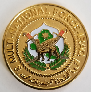 Details about Multi-National Force OIF Personal Sec Executive Protection  Ctr US UK SA IRAQ