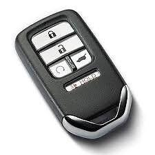 Honda Key Fob >> 5 Button 2016 2017 Honda Pilot Keyless Entry Smart Proximity Key
