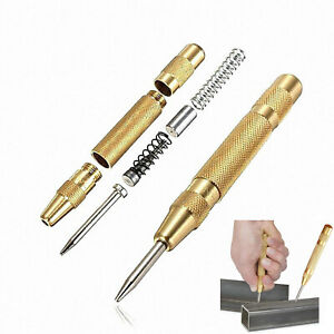 5-039-039-Automatic-Center-Pin-Punch-Strike-Spring-Loaded-Marking-Starting-Holes-Tool
