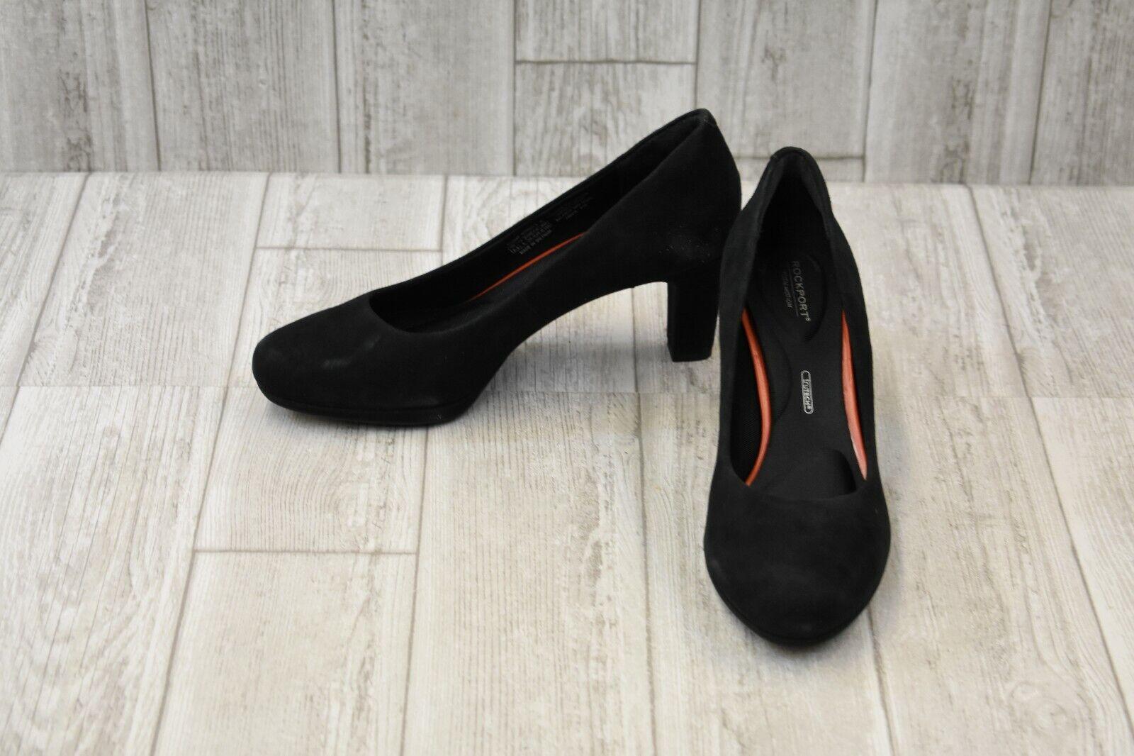 Rockport Total Motion Leah Pump - Women's Size 8.5 M, Black