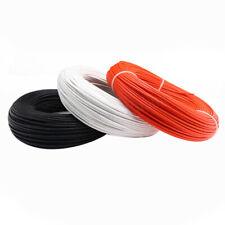 Heat Resistant Wiring Silica Gel High Temperature Wire Weave Plait Soft Copper
