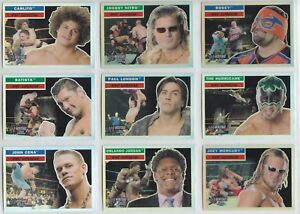 *Very Rare!* 2006 WWE Topps Heritage PICK YOUR OWN CARDS Card X-FRACTOR