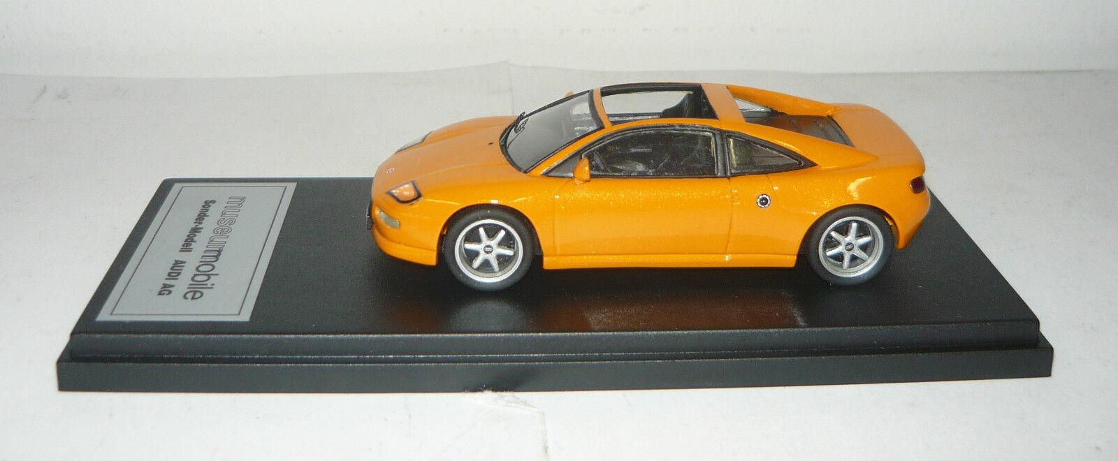 Inmocari Quattro Spyder, musée Mobile-P., à la main modèle, 1 43, neu&ovp