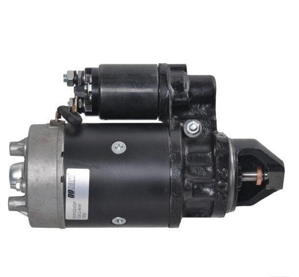 Anlasser Starter 12v 2,4KW Deutz Fend Farmer/Fix Lanz LOMBARDINI LDAM STA1224