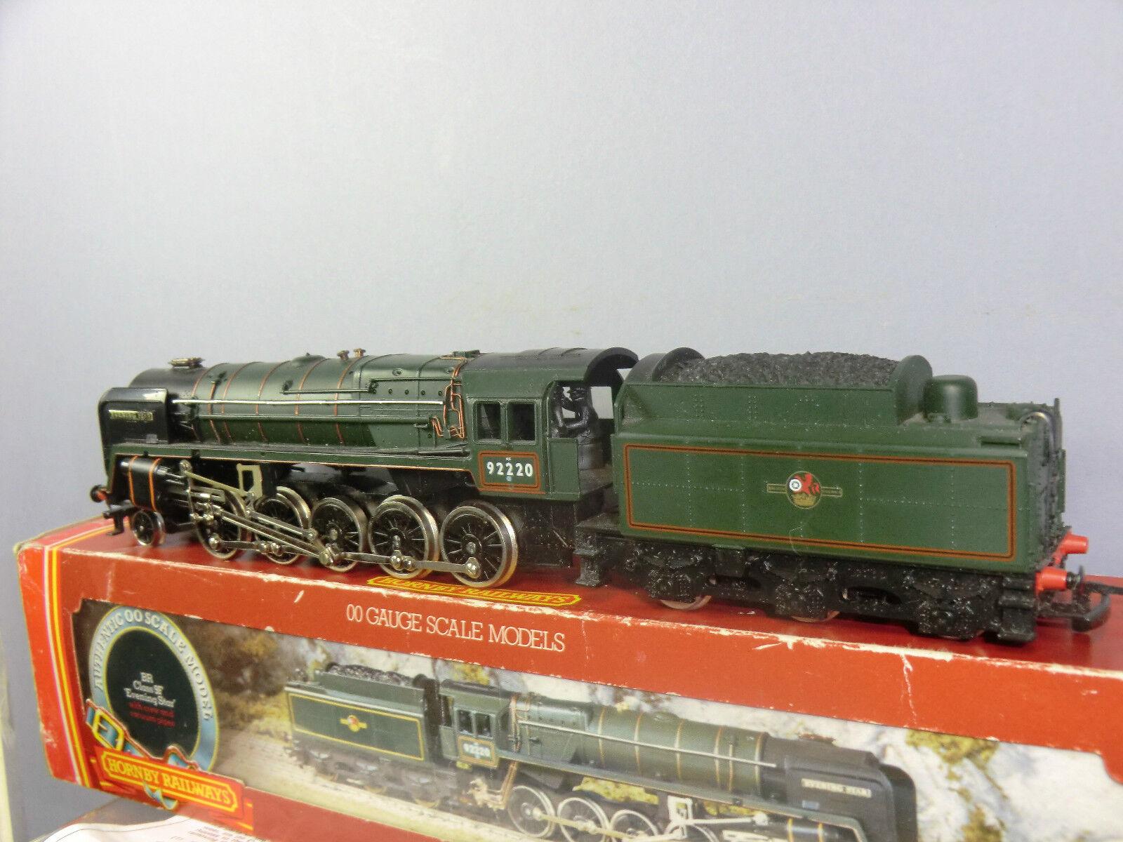 HORNBY RAILWAYS MODEL R.303 BR 2-10-0 9F No.92220  EVENING STAR  LOCO  LOT2