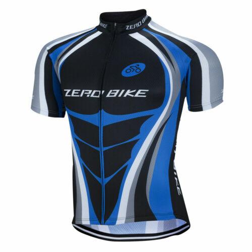 Radfahren Radtrikot Atmungsaktiv Fahrrad Trikot Cycling Jersey Kurzarm Sport