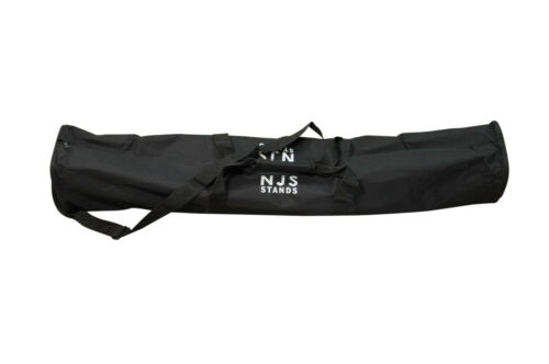 HANDLE 060AX4 MICROPHONE STAND BAG HOLDS 4 x STANDS HEAVY DUTY SHOULDER STRAP