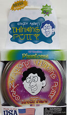"Arctic Flare Phantoms Crazy Aaron's Thinking Putty Large 4"" tin 3.2oz New"