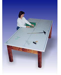 4 Ft X 6 Ft Rhino Cutting Self Healing Table Mat Ebay