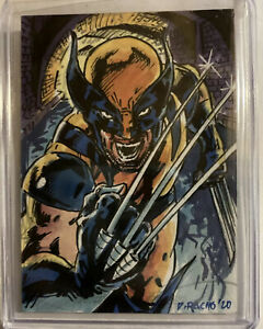 2020-Marvel-Masterpieces-WOLVERINE-Art-Sketch-1-1-By-Dominic-Pacho