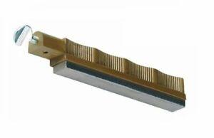 Lansky-Fine-Diamond-Sharpening-Hone-600-Grit-Gold-Holder-LDHFN