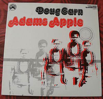 DOUG CARN ADAMS APPLE - BLACK JAZZ 1997