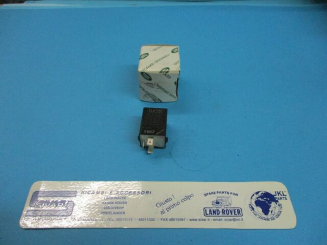 Range Rover Classic /& Discovery 1 89W Type OEM Lucas 4 Pin Flasher Relay AMR4873
