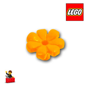 LEGO-PICK-A-BRICK-PIECE-6212994-32606-Flower-7-Thick-Petals-and-Pin-YELLOW