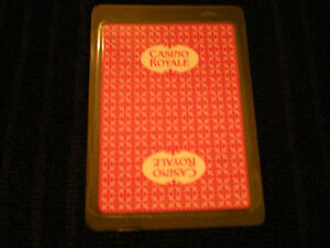 cartamundi casino royale playing cards