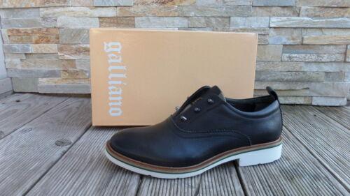 Plates タ Studs Galliano 45 Noir Chaussures Chaussures Ehem uvp 11 395 Gr Noir Slipper MqLSGzVpU