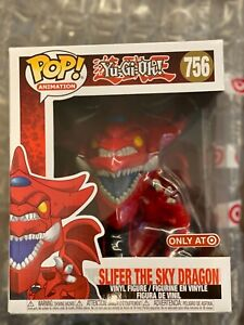 Funko POP! Animation: Yu-Gi-Oh - Slifer The Sky Dragon (Target)