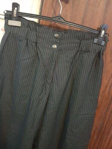 Sasson Pants sz Long m S de Pantalon Black piste Kedem dt0wPP