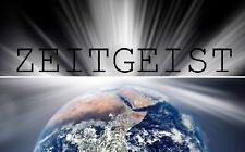 Zeitgeist TRILOGY • The Movie, Addendum, Moving Forward • Conspiracy Truth DVD-R