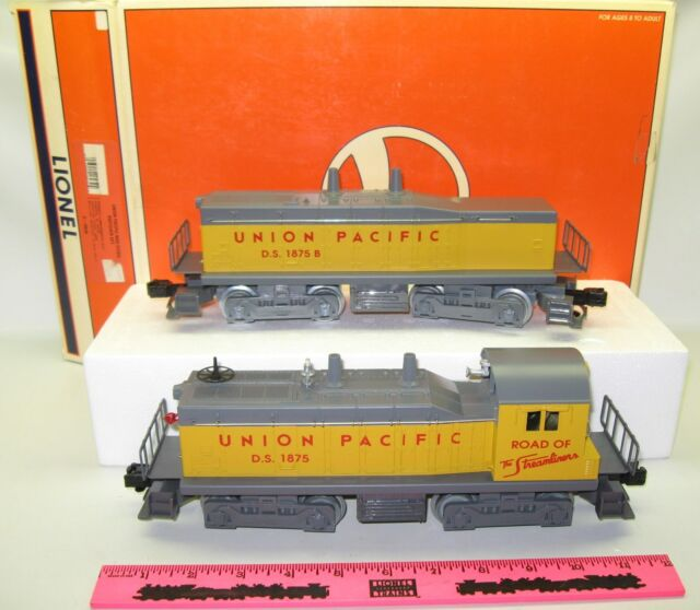 Lionel 6-18939 Union Pacific NW2 Diesel Switcher set