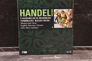 G-F-Haendel-L-Allegro-Ed-Il-Penseroso-Tamerlano-Ballet-Music-Gardiner-6-CD
