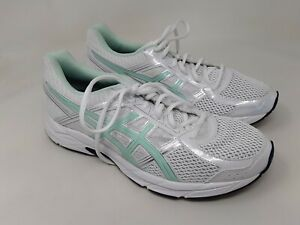 Details about New wdefect Women's ASICS GEL Contend 4 Running Shoes WhiteMint T765N E42