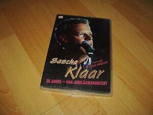 Sascha Klaar Live in der Hako Arena 20 Jahre Jubiläumskonzert DVD neuwertig - Boltenhagen, Deutschland - Sascha Klaar Live in der Hako Arena 20 Jahre Jubiläumskonzert DVD neuwertig - Boltenhagen, Deutschland