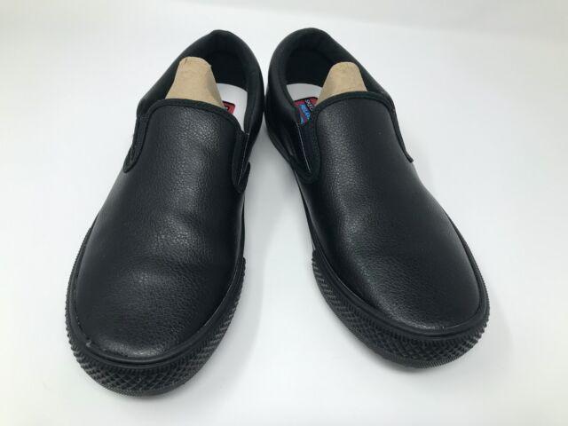Gibson-brogna Slip Resistant Black Size