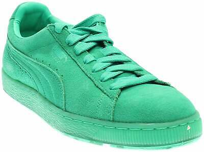 puma suede classic ice mix lace up mens sneakers shoes