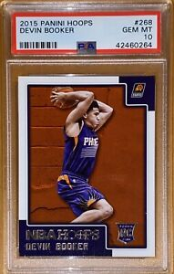 2015-Devin-Booker-PANINI-HOOPS-ROOKIE-268-PSA-10-BGS-Low-Pop-RED-HOT-RC