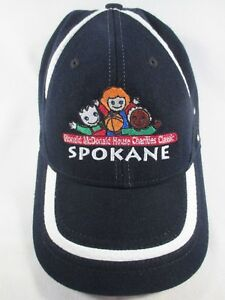 Image is loading Ronald-McDonald-House-Charities-Classic-Spokane-Nike- Adjustable- d7ba99abfb9