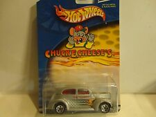 Hot Wheels Chuck E. Cheese's Silver Fat Fendered '40
