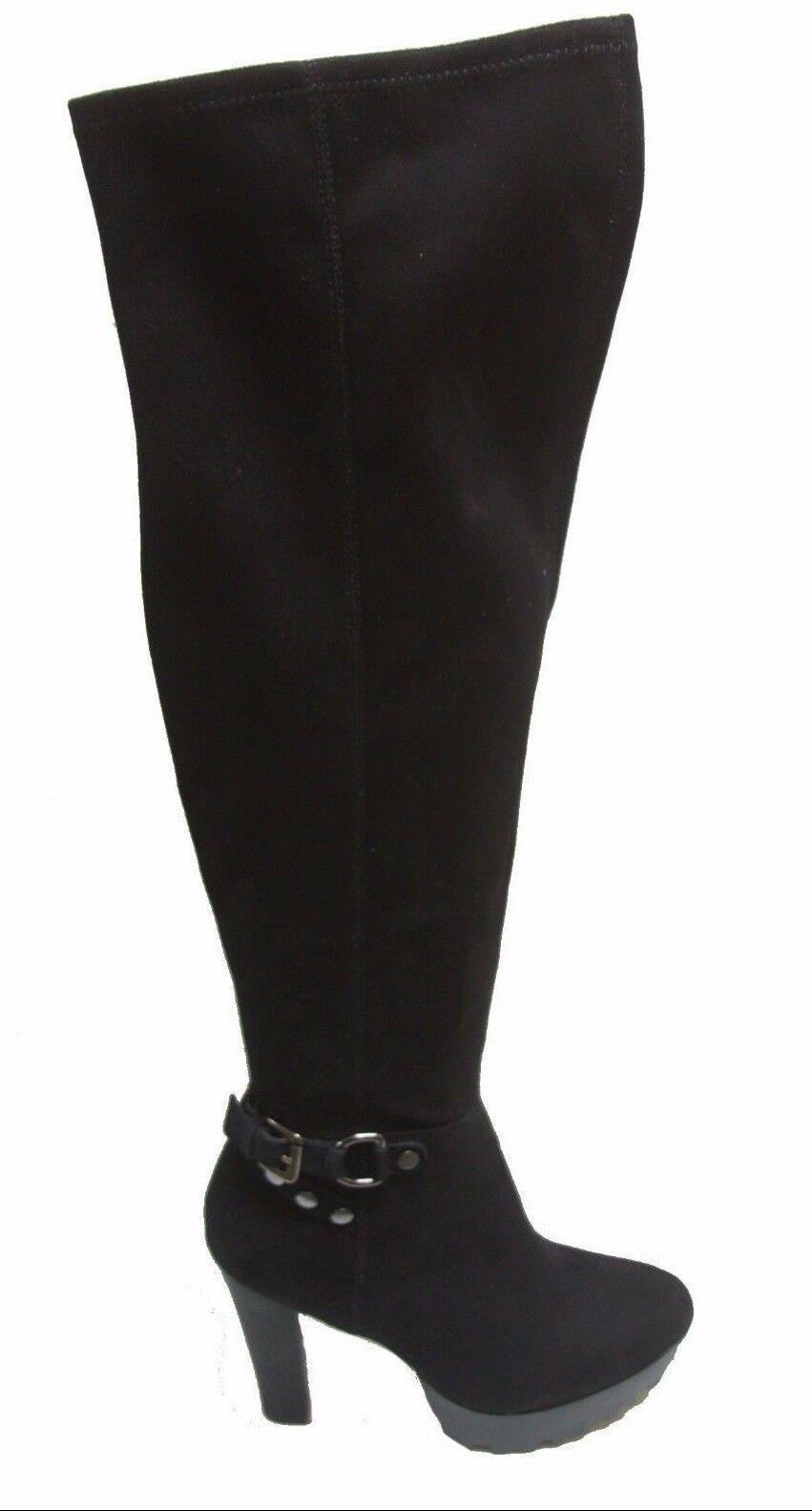 Womens Guess Cilantro 2 Black Knee High Boot Sz 9.5 NWOB  179