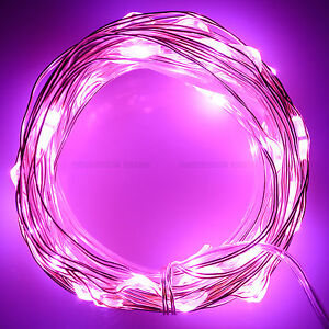 Pink-5M-LED-String-Lights-Battery-Operated-for-Xmas-Party-Home-Garden-Decoration