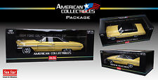 1964 Ford Galaxie 500 Yellow 1:18 SunStar 1444