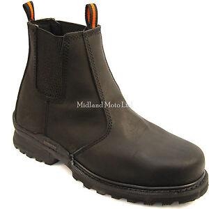 WORKFORCE Safety Waterproof Steel Toe