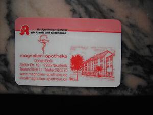 Taschenkalender-Magnolien-Apotheke-Neustrelitz-2006
